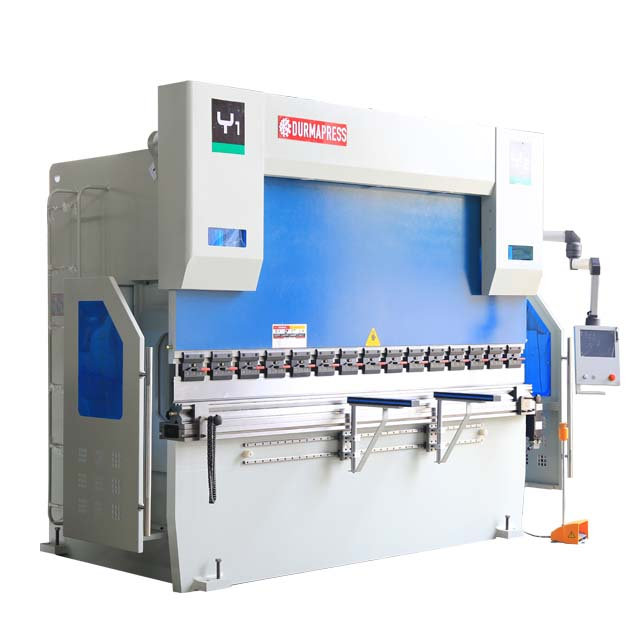 WE67K CNC Press Brake - CybTouch 8 ( 3+1 Axis)