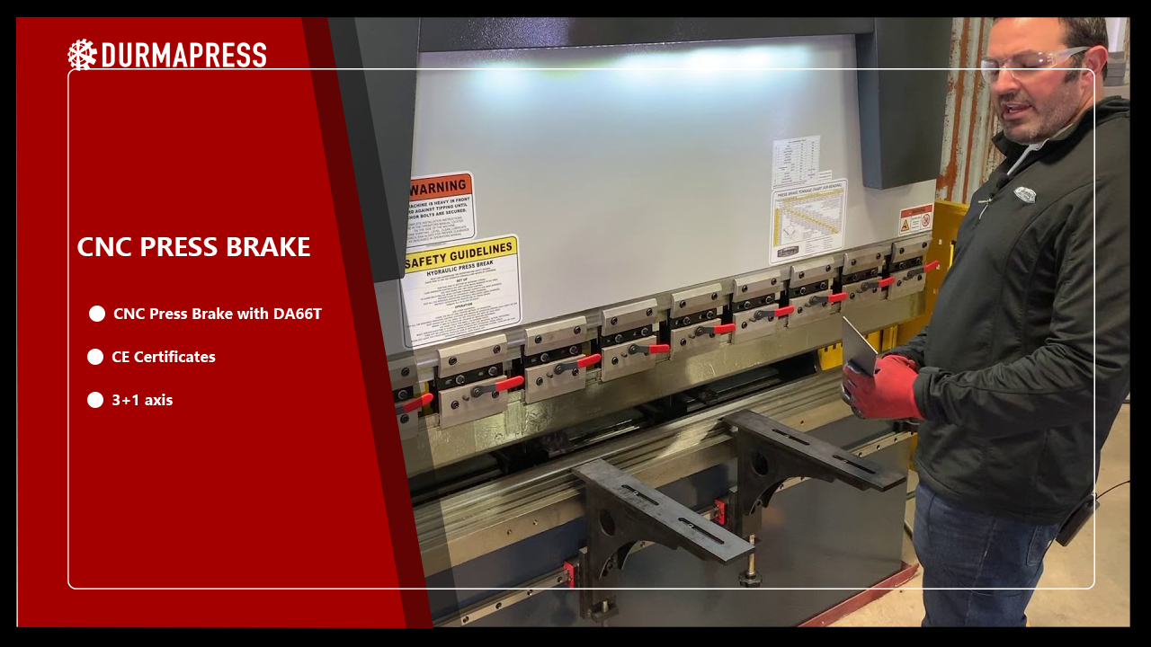 Prevention of CNC Press Brake failure: CNC Press Brake maintenance is the key