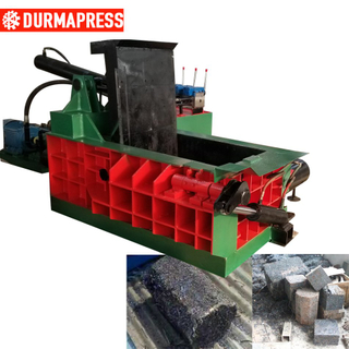 Y81-125T Hydraulic Metal Baler Machine