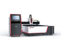 1KW/1.5KW/2KW/3KW Fiber Laser Cutting Machine