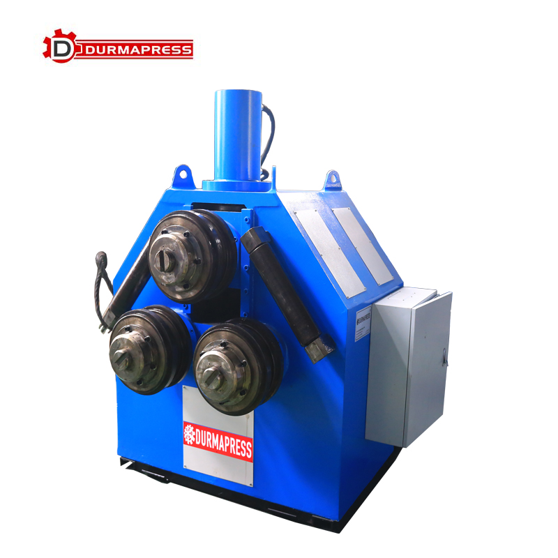 Profile bending machine auxiliary equipment servo bending with the advantages of what?