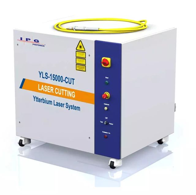 IPG Fiber Laser Power