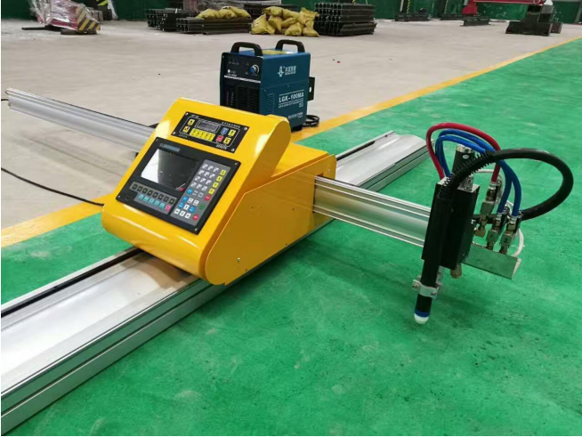 DPM NC1530 Portable Plasma Cutting Machine working principle and use attention to detail