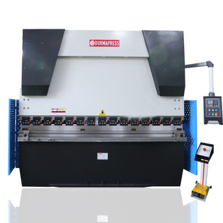 WC67K NC Hydraulic Press Brake- E21 ( X+Y Axis)